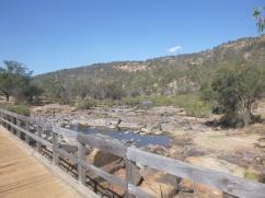 Bell's rapid sur Swan River