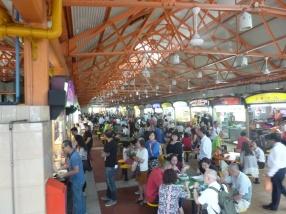 Market dans Chinatown