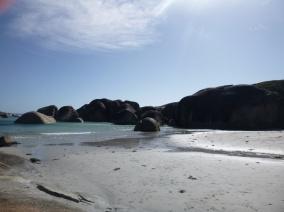 Plage d'Elephant Rocks 2