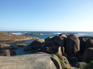 Plage d'Elephant Rocks 4