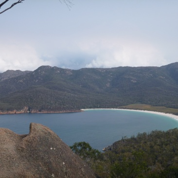 10. Wineglass bay