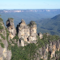 13 - Blue Mountains - The Three Sisters