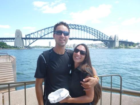 19. Deux touristes à Sydney