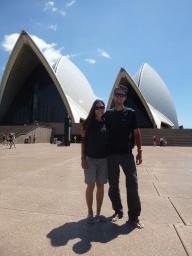 20. Deux touristes à Sydney2