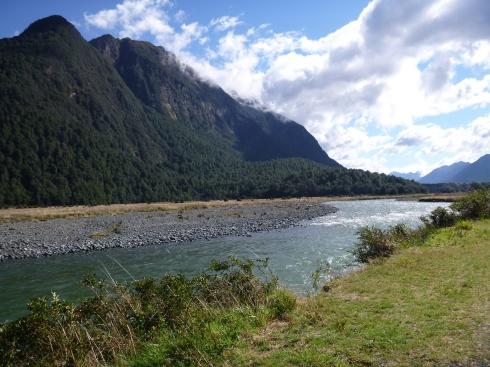 1. Trajet Te Anau-Milford Sound