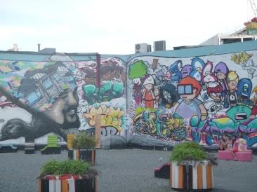 10. Street art Christchurch