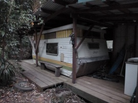 18. Notre logement - Une caravane des 60's tout confort !