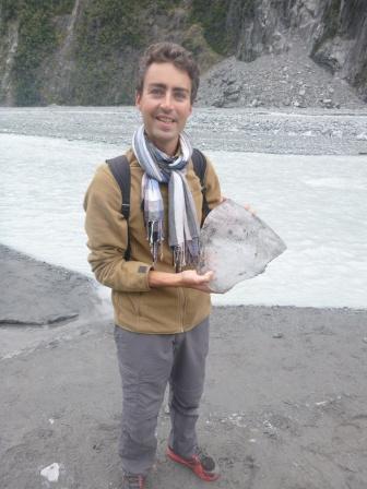 36.2. Un morceau du glacier qui trainait par là...