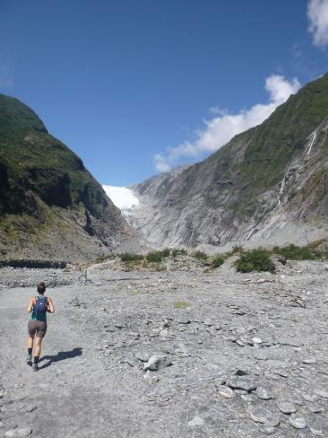 40. Franz Josef glacier