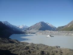 45. Tasman Glacier view