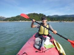 52. Abel Tasman en kayak