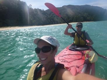 57. Abel Tasman en kayak6