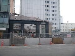 6. Christchurch et des traces toujours visibles du séisme de 2011