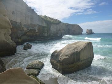 68. Dunedin tunnel beach2