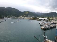 70. Ferry Picton - Départ de l'île du Sud