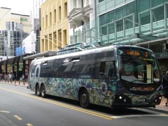 3. Bus électriques Wellington