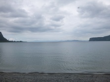 45. Lac Taupo (le plus grand lac de NZ)