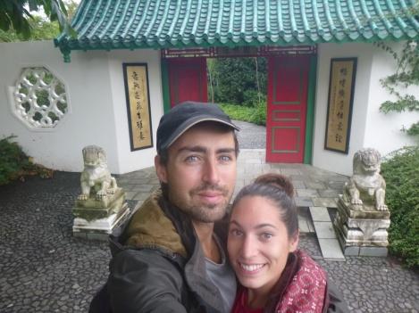 72. Hamilton gardens - Petite escale en Chine