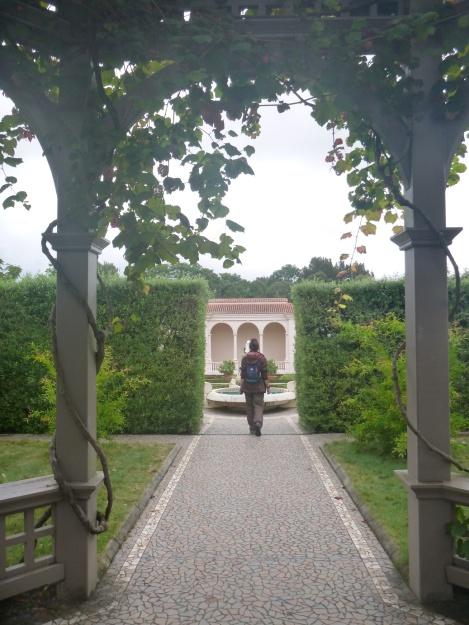 77. Hamilton gardens - Italie