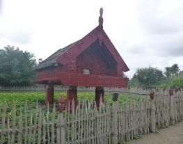 79. Hamilton gardens - Jardin maori