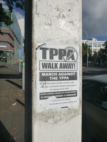 96. Auckland11 - Les gens d'ici ont également leur propre TAFTA à combattre...