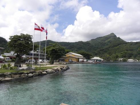 23. Fare - Petite capitale de l'Île