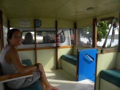 25. Embarquement dans le truck à Bora