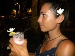 26. Cocktail de Bora (ici le Corail Rose)