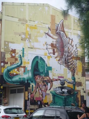 48. Grafiti Papeete
