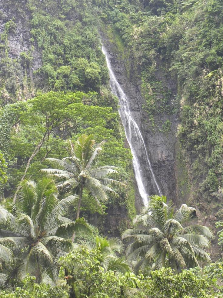 50. Retour sur Tahiti - Une des 3 cascades