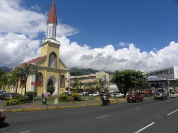 70. Eglise Papeete
