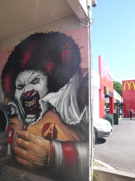 9. Grafiti Papeete