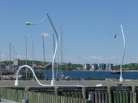 11. Port d'Halifax