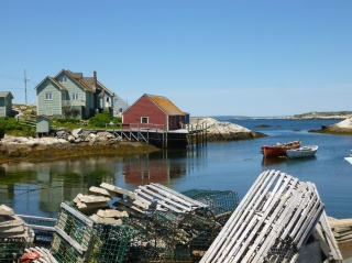15. Peggy's Cove2