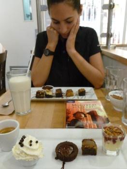28. Petit break au chocolat