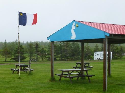 32. 1er woofing canadien dans une ferme-vignoble-camping acadienne au Nouveau-Brunswick