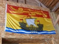 39. Drapeau du New-Brunswick