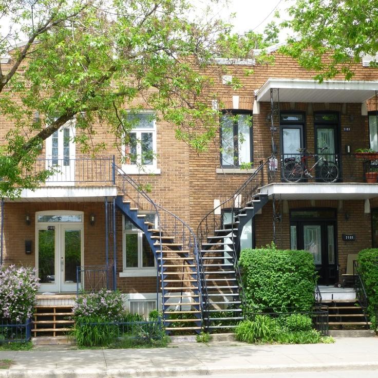5. Excaliers extérieurs appartements Montreal2