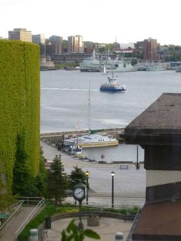 5. Vue de Darmouth sur Halifax