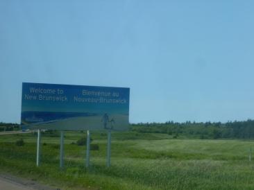 50. Retour au Nouveau-Brunswick