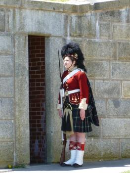 7. Garde forteresse Halifax