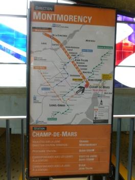 7. Un métro local aux sonorités familières