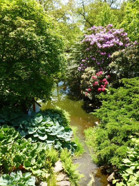 8. Halifax public gardens