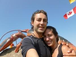 homard géant