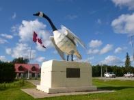 10. Wawa - Giant goose