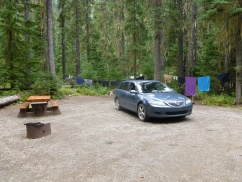 101. Camping Manning park