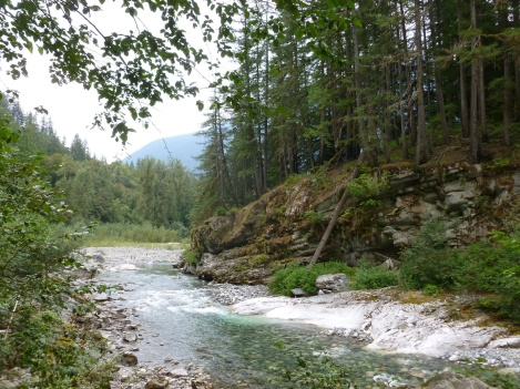 120. Hope - Othello Tunnels trail