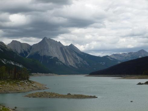 37. Rocheuses - Medicine Lake