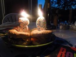 47. Burgers d'anniversaire