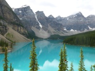69. Rocheuses - Moraine Lake